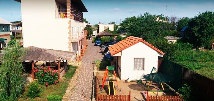 От 3 дней отдыха в конце августа в пансионате «Гавана» в Железном Порту