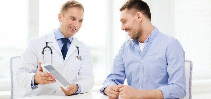 Комплексное обследование у уролога в сети клиник «VIVA»