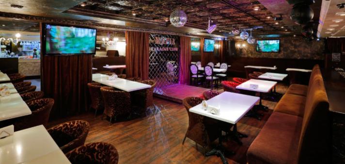 Скидка 50% на меню кухни, суши-бар и пиццу в ресторане «Mafia» на Броварском проспекте