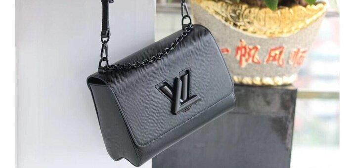 Скидка 22% на сумку Twist MM Louis Vuitton от «Karo Store»