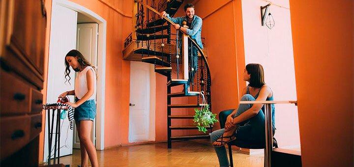 От 2 дней отдыха летом в «Kosher Hostel» в центре Одессы