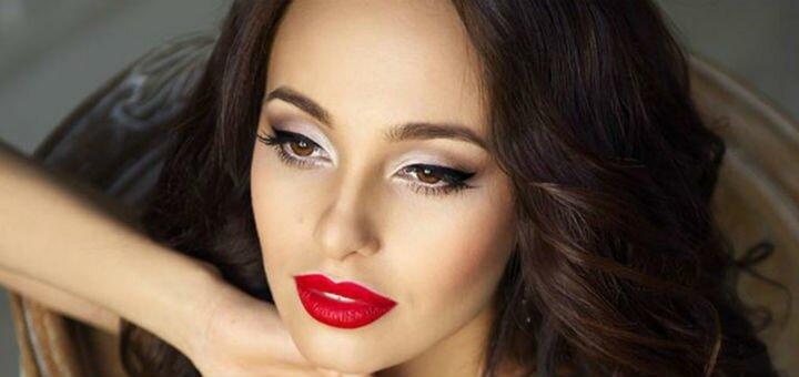 Моделирование, коррекция и окрашивание бровей у косметолога Натальи Челомбитько