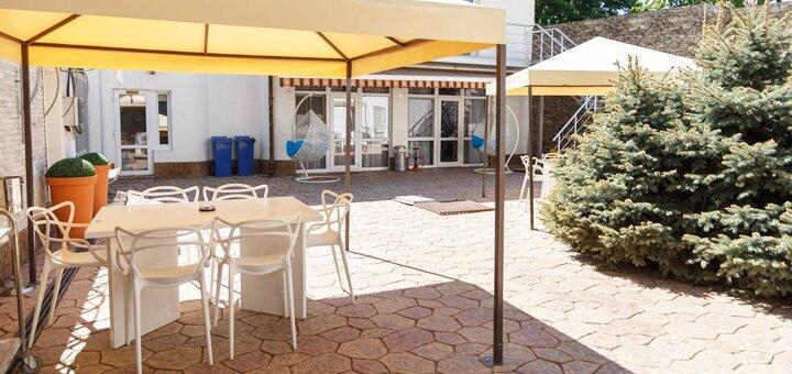 От 3 дней отдыха в начале сентября в апарт-отеле «Villa Georg» в Одессе