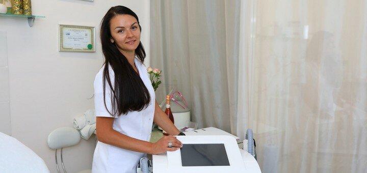 Лазерное удаление пигментации и купероза в салоне «Gladko-Sladko»