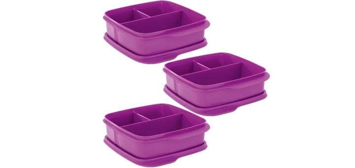 Скидка 16% на контейнер «Школьник» (550мл) от «Tupperware»