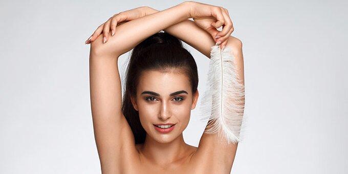 Скидка до 64% на фотоэпиляцию любых зон в «Beauty studio dnepr»