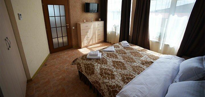 От 3 дней отдыха осенью в апарт-отеле «Посейдон» на окраине Одессы