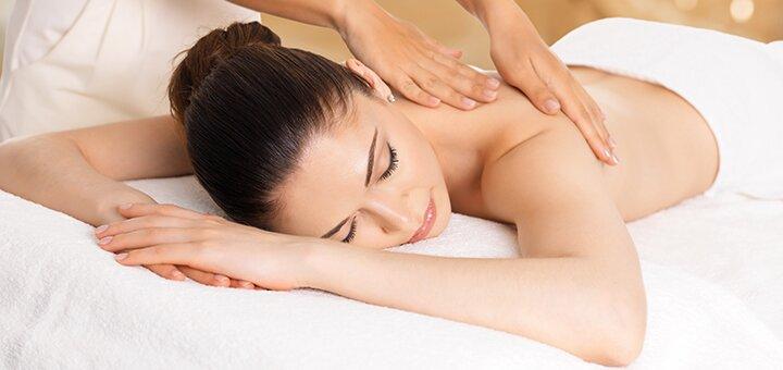 До 7 сеансов лечебного массажа спины и воротниковой зоны в салоне «Vual' cosmetology»