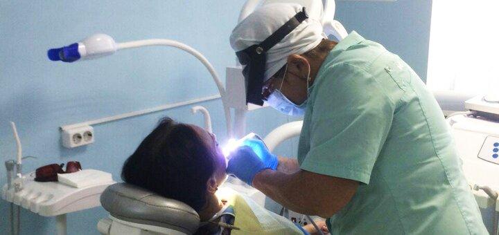 Скидка до 60% на LED-отбеливание зубов в стоматологии «Ваш стоматолог»