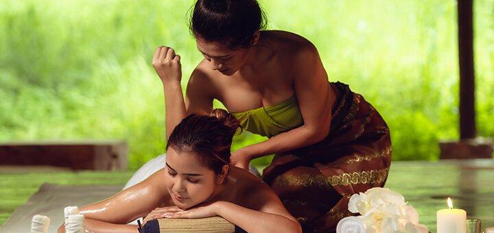 Фирменный массаж всего тела с движениями в суставах и японской растяжкой в салоне «Zeuz»