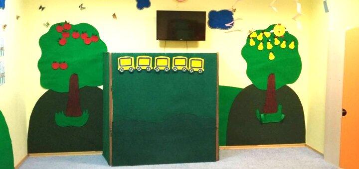 До 32 посещений детского мини-сада в сети семейных центров «Маленькое чудо»