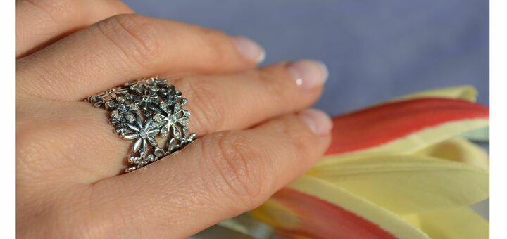 Скидка 10% на все серебряные изделия от «Мой Ювелир»