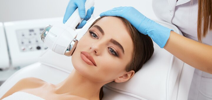 До 7 сеансів RF-ліфтингу обличчя, шиї та зони декольте у центрі здоров'я та краси «Soul of beauty»