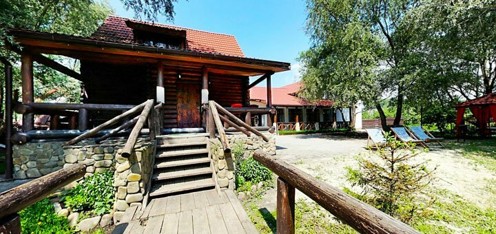 От 3 дней отдыха «All Inclusive» осенью и зимой в комплексе «Пайташ» под Львовом