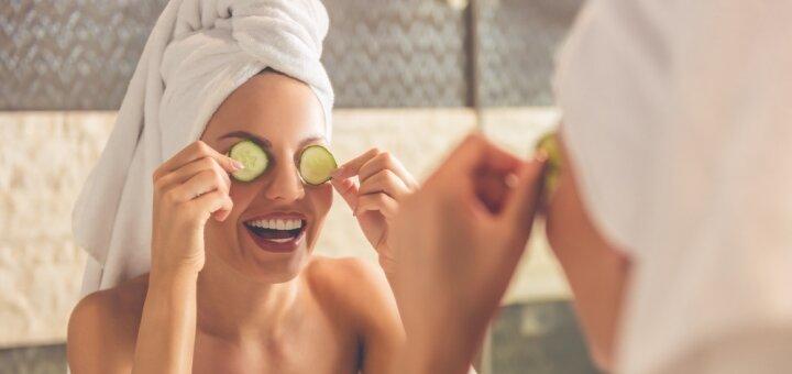 Ультразвуковая, механическая или комбинированная чистка лица от косметолога Lesya Hapich