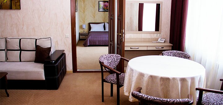 От 2 дней отдыха в SPA-отеле «Aqua Paradise» в Одессе