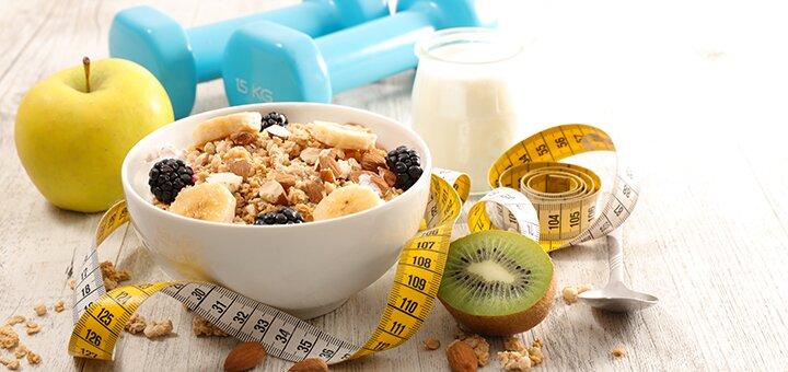 Шаблонная диета, видео-программа тренировок для быстрого похудения  от «Худеем даже дома»