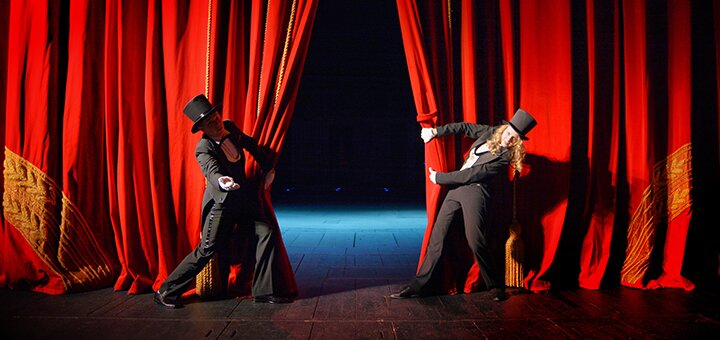 Скидка 40% на билеты на любые постановки в театр-студии «BEAT»