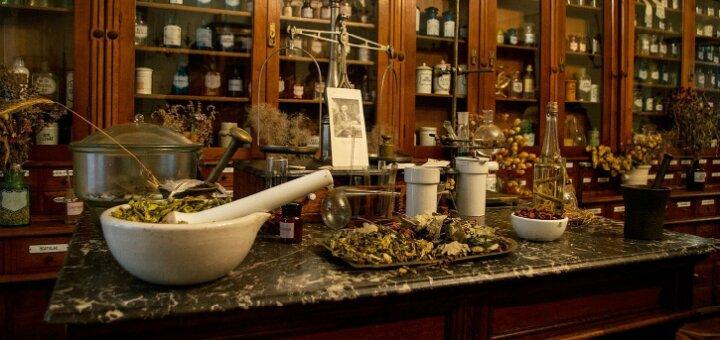 Скидка 50% на билеты и экскурсию в «Аптека-музей на Подоле»
