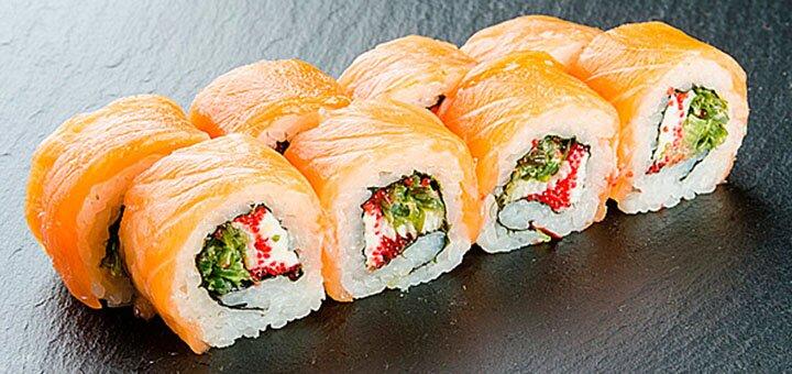 Сертификаты на ужин в суши-баре «Nakama»