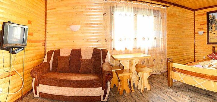 От 4 дней в феврале с питанием, сауной или хаммамом в отеле «Буковець» в Косове