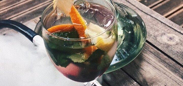 Кальян «Classic» или «Premium», джин-тоник или чай в баре «Морфий»