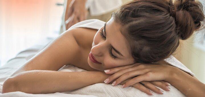 SPA-программа «Ах, какая женщина» в массажном кабинете «Beauty studio»