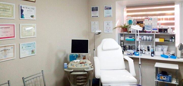 До 3 сеансов молочного или миндального пилинга в клинике доктора Игнатенко