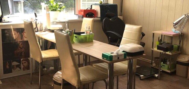 Маникюр, педикюр и покрытие гель-лаком в салоне красоты «The Salon»