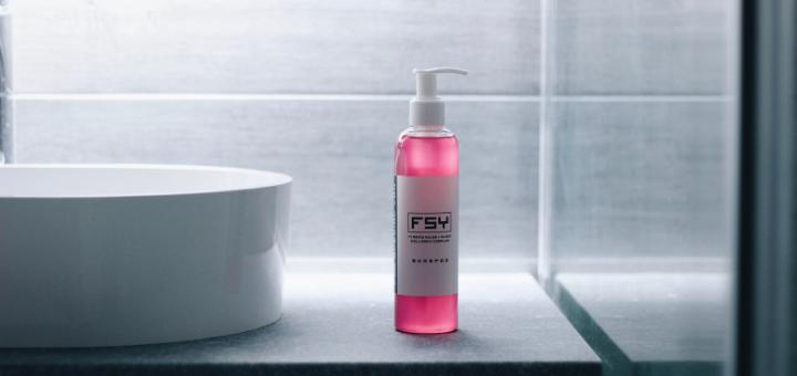 Скидка 50% на создание  набора персонализированной косметики для волос от «FSY»