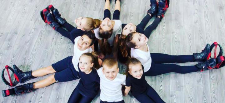 Скидка до 60% на групповые занятия для детей «Kangoo Club Zp»