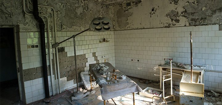 Расширенная программа посещения Зоны отчуждения Чернобыля весной от «Radioactive Team»