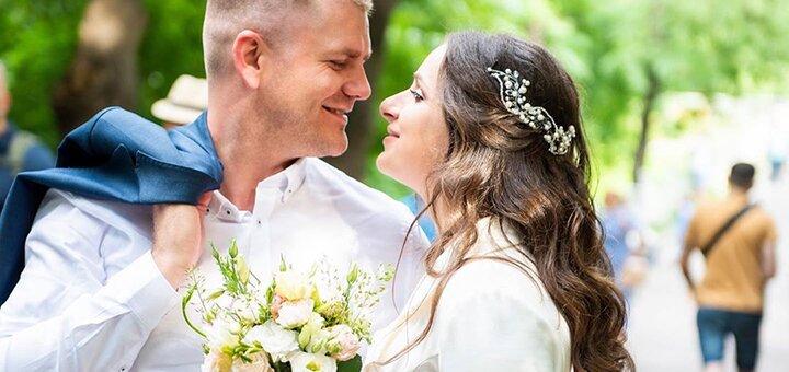 Свадебная фотосессия от фотографа Молчановой Елены