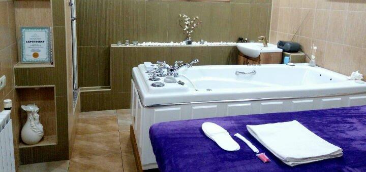 SPA-программа «Зимняя сказка» в массажном кабинете «Beauty studio»