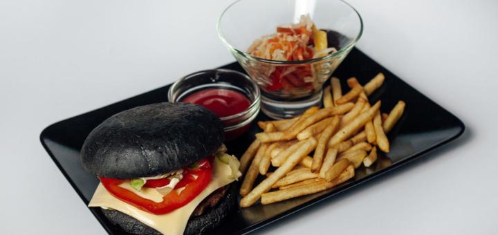 Скидка 50% на все меню кухни, бара и кальяны в рок-клубе «LF Club»
