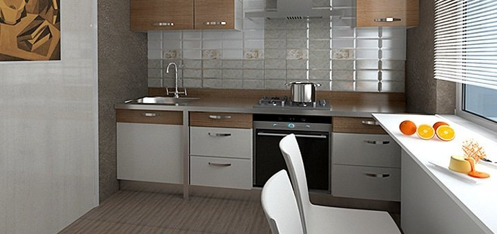 Индивидуальный дизайн проект с 3D визуализацией для жилого помещения от студии интерьеров «Crystal Designs»!