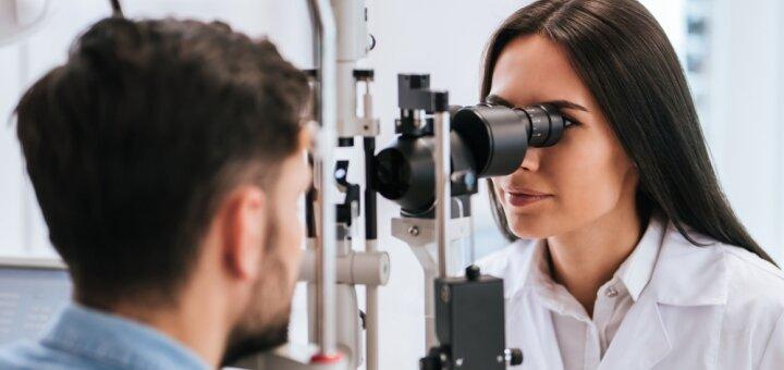Лечение катаракты в медицинском офтальмологическом центре «Зір 100%»