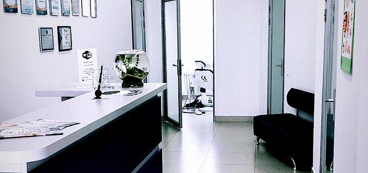 Адаптационный визит к детскому врачу-стоматологу в стоматологии «Healthy Dentistry»