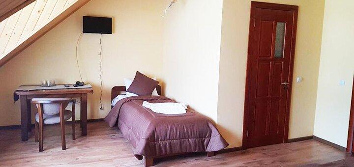 От 4 дней зимнего отдыха в отеле «Фортуна» в Межгорье