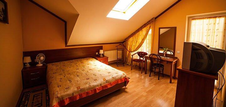 От 5 дней отдыха с завтраками в отеле «Вилла Марта» в центре Трускавца
