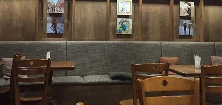 Скидка 50% на меню кондитерских изделий и горячие напитки в сети кафе-кондитерских «Esperer»
