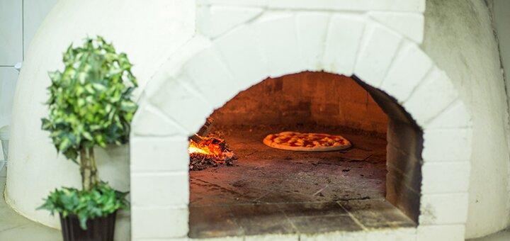 Знижка 40% на все меню кухні від ресторану «BASILICO PIZZA & PASTA»