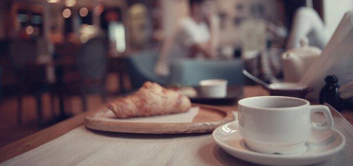 Скидка 50% на кофейную карту и десерты в кофейне «Coffee Bird»