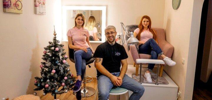 Моделирование, коррекция и окрашивание бровей в салоне красоты «Beauty Bar Iren Antoniuk»