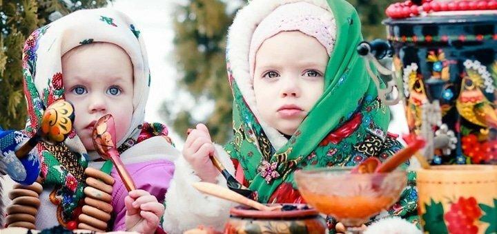 Тур на празднование Масленицы в комплексе «Украинское село» от «Universal Travel»