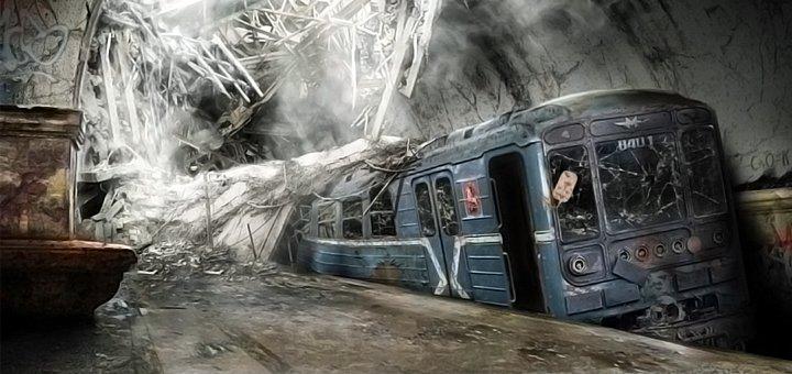 Посети «Заброшенную ветку метро» в квест-комнате The Game!